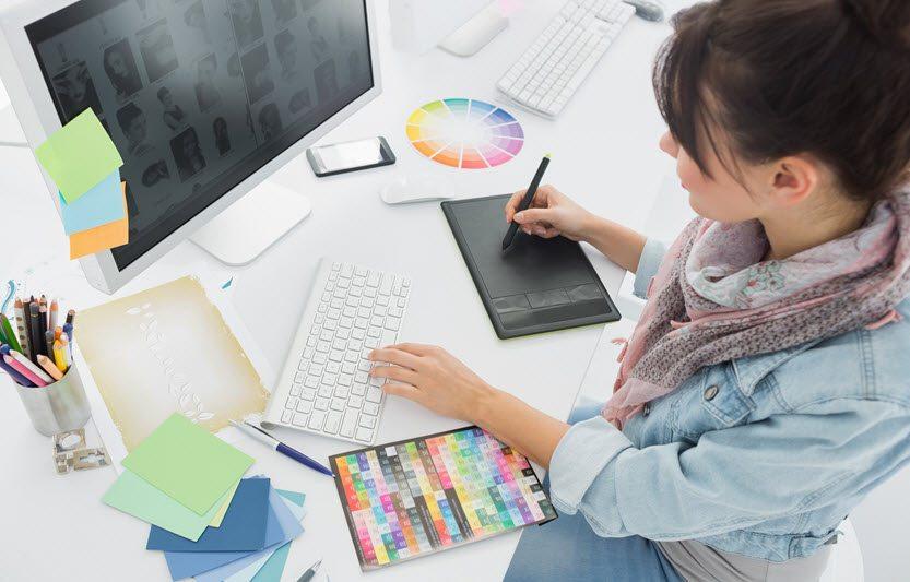 Creative design professionals offer translation design using desktop publishing like Adobe InDesign to provide a translated document